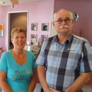 Marianne en Mario Toman