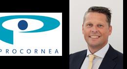 Alex Lamse commercieel directeur van Procornea